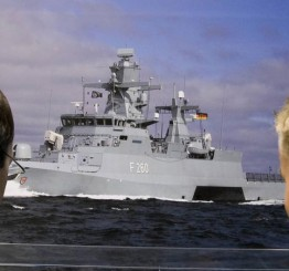 Germany: 4 German warships for Israel