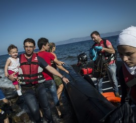 UK's Syrian refugee intake branded pitiful