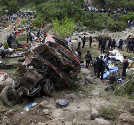 Guatemala: Death toll rises to 43 in central Guatemala bus accident