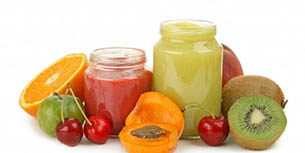 health and science baby food products less nutritous than homemade food