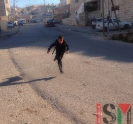 Palestine: Tear gas grenades, 5 stun grenades fired at school children