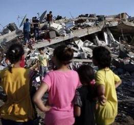 Palestine: 250,000 Palestinians displaced by Gaza strikes
