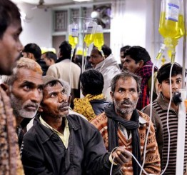 India: 13 killed by poisonous liquor in northern India