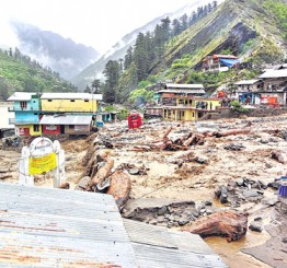 India: 10,000 just an estimate, it's too early to give exact number of deaths: Uttarakhand floods