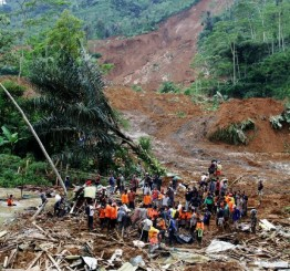 Indonesia: Death toll of landslide rises to 17