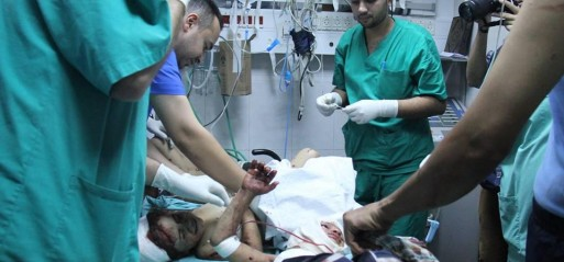 Palestine: Gaza's doctors: The other face of the Resistance