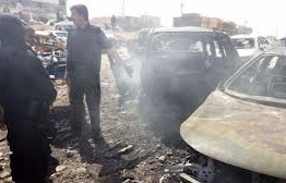 Iraq: 44 killed, 123 wounded in violent attacks across Iraq