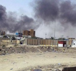 Iraqi forces repel IS attacks, as they prepare for major offensive