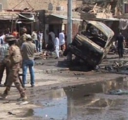 Iraq: Scores killed, mostly Shi'a Muslims, in series of attacks in Baghdad
