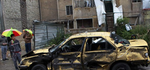 Iraq: Deadly explosions killed 24 in Baghdad