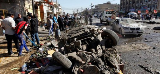 Iraq: Death toll mounts after series of attacks