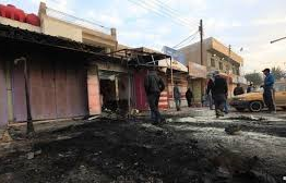 Iraq: Bomb attacks shake Iraq, killing around 75