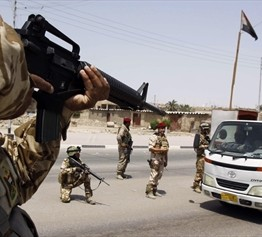Iraq: Twenty soldiers killed by militants