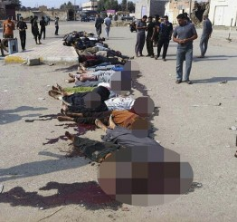 Iraq: ISIS executes 13 Iraqi tribesmen