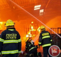 Israel: Two workers killed, one injured in central Israel fire