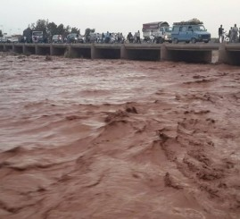 Morocco: 32 dead from floods in southern Morocco