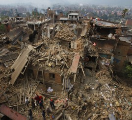 Nepal: Govt declares 3 days of mourning after deadly quake