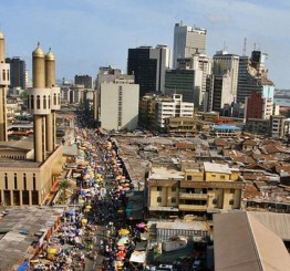 Nigeria 'overtakes' South Africa as continent's largest economy