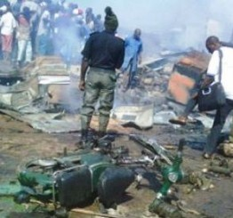 Nigeria: Female suicide bomber killed eight in NE Nigeria market