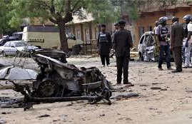 Nigeria: 15 killed, 34 injured in suicide bomb attack