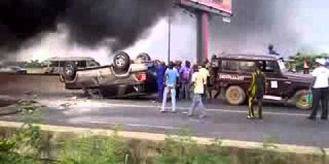 Nigeria: Dozens killed in road crash