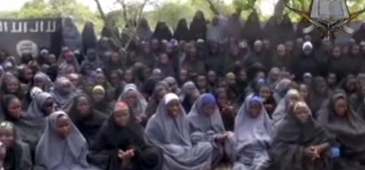 Nigerian Government 'knows' location of kidnapped school girls