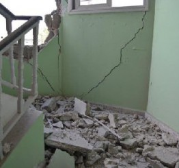 Palestine: El-Wafa Elderly Nursing Home shelled by Israeli military