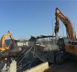 Palestine: Israeli forces demolish houses in Jerusalem, Jordan Valley, illegal outposts near Nablus