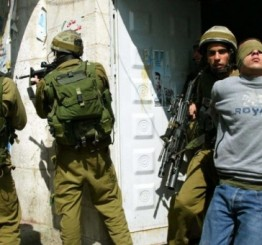 Palestine: 2478 Palestinians kidnapped since beginning of this year
