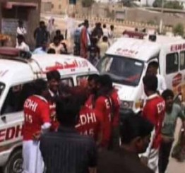 Pakistan: Karachi: Four bullet-riddled bodies discovered near Dhabeji