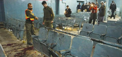 Pakistan: Grenade attack on Peshawar cinema kills 5