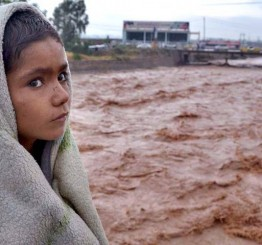 Pakistan:At least 13 dead as torrential rain lashes KP