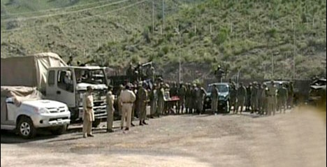 Pakistan: Forces kill three militants in Khyber Agency
