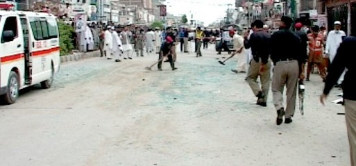 Pakistan: Blast in Peshawar kills six