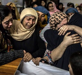 Pakistan: Peshawar school carnage: 141 martyred, 124 injured