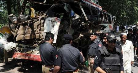 Pakistan: Road accident kills 35 in Hub