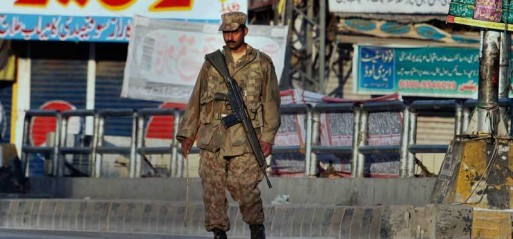 Pakistan: Two military officers among five killed in blast near Rawalpindi