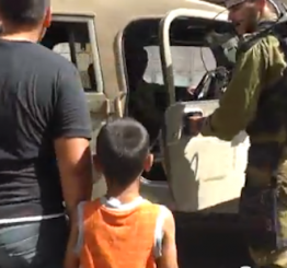 Palestine: 250 Palestinian children currently imprisoned by Israel