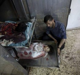 Palestine: 53 Palestinians killed on Sat as Israel drops bombs at rate of one every five minutes