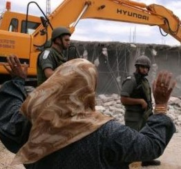 Palestine: Israeli soldiers demolish Blacksmith workshop near Ramallah