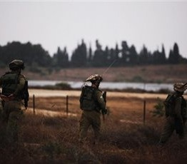 Palestine: Israeli troops shoot & injure man in Northern Gaza