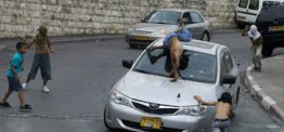 Palestine: Child injured after being rammed by Israeli settler's vehicle