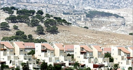 Palestine: 2014: 748 New illegal settlement units in West Bank & Jerusalem