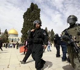Palestine: Clashes at Al Aqsa as right-wing Israeli MKs tour courtyards