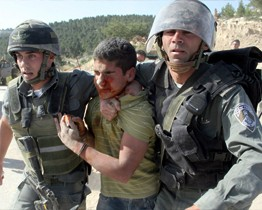 Palestine: Five kidnapped by Israeli forces in West Bank, many injured