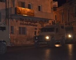Palestine: Israeli soldiers invade Bethlehem, and nearby Beit Jala