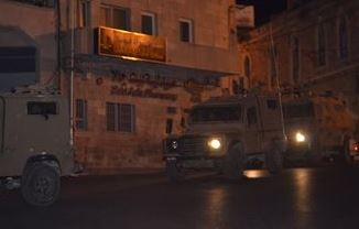 Palestine: Israeli army kidnaps 37 Palestinians in West Bank