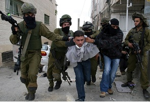 Palestine: 38 Palestinians kidnapped by Israeli forces in Jerusalem and West Bank