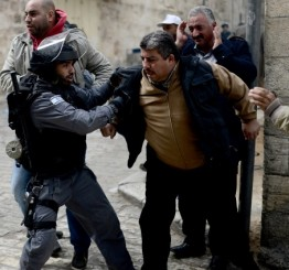 Palestine: Israeli soldiers kidnap two Palestinians in Ramallah