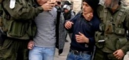 Palestine: Israeli soldiers kidnap 3 children in Hebron